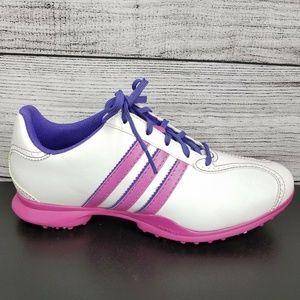 ADIDAS GOLF Shoes Traxion adiWEAR 9.5 Womens White